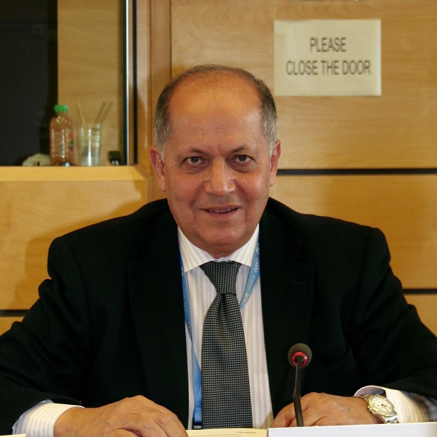 Mr. Ahmad Amin FATHALLA