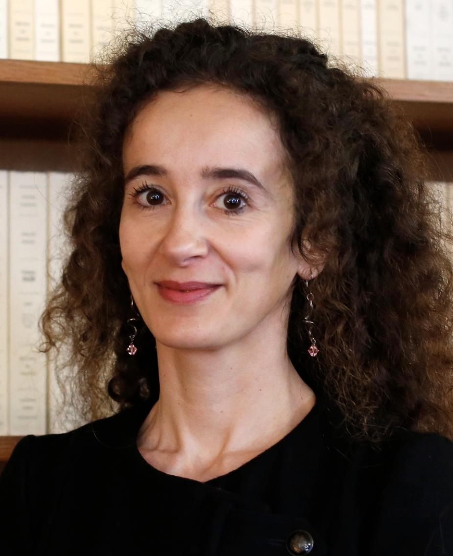 Hélène TIGROUDJA