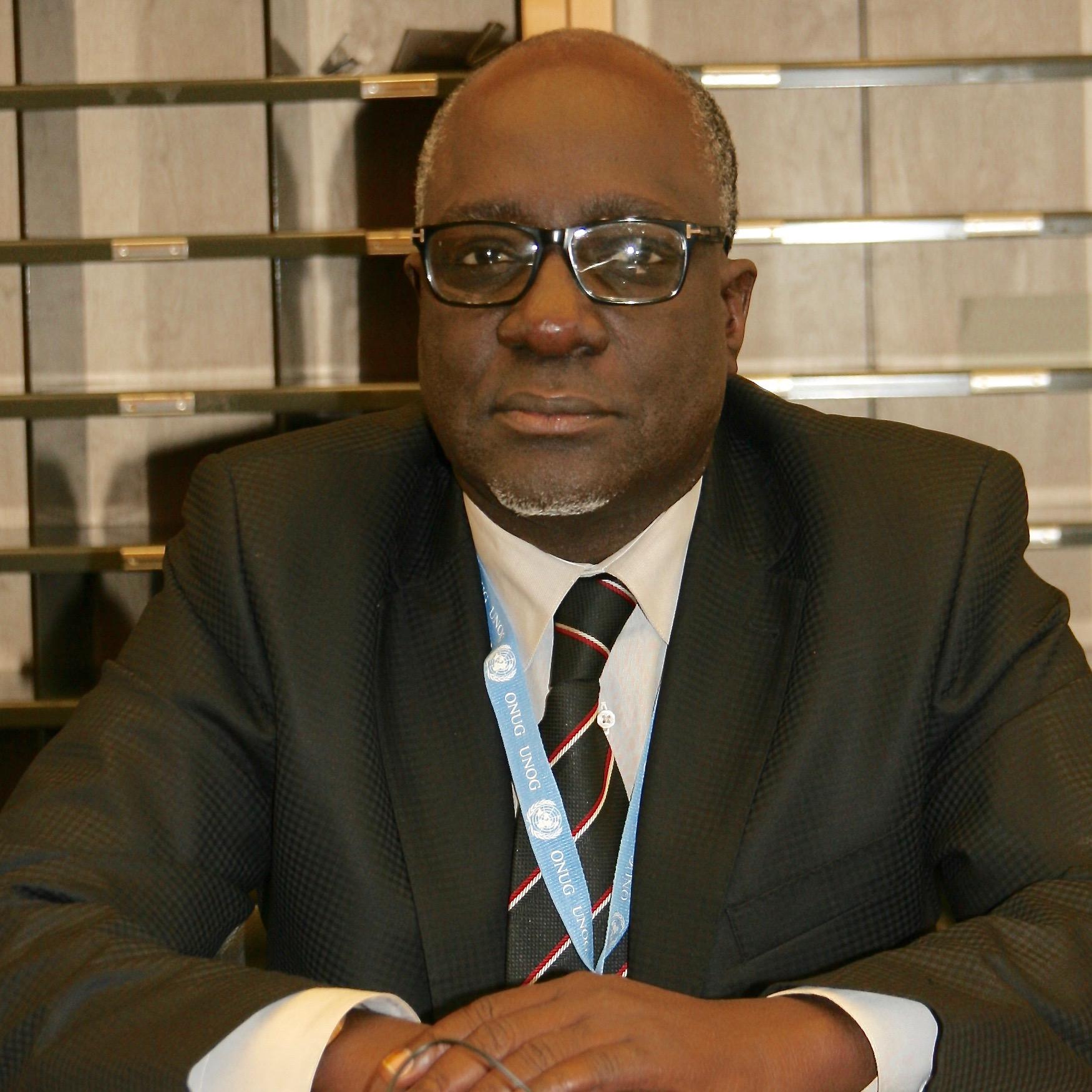 Mr. Bamariam KOITA