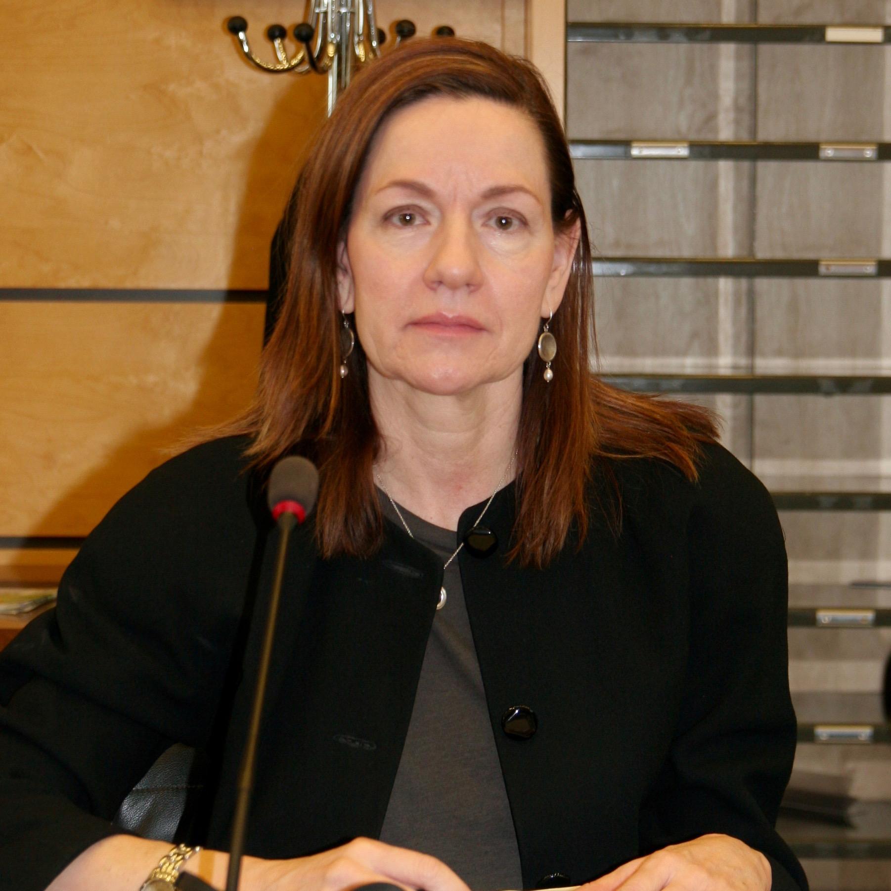 Ms. Marcia KRAN
