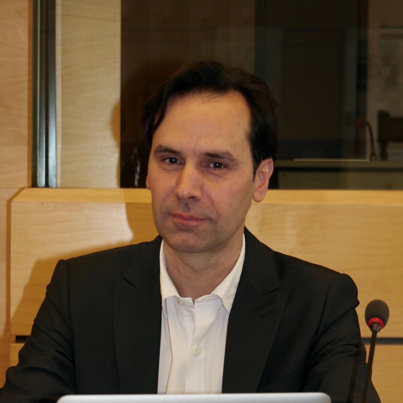 Mr. Olivier De FROUVILLE