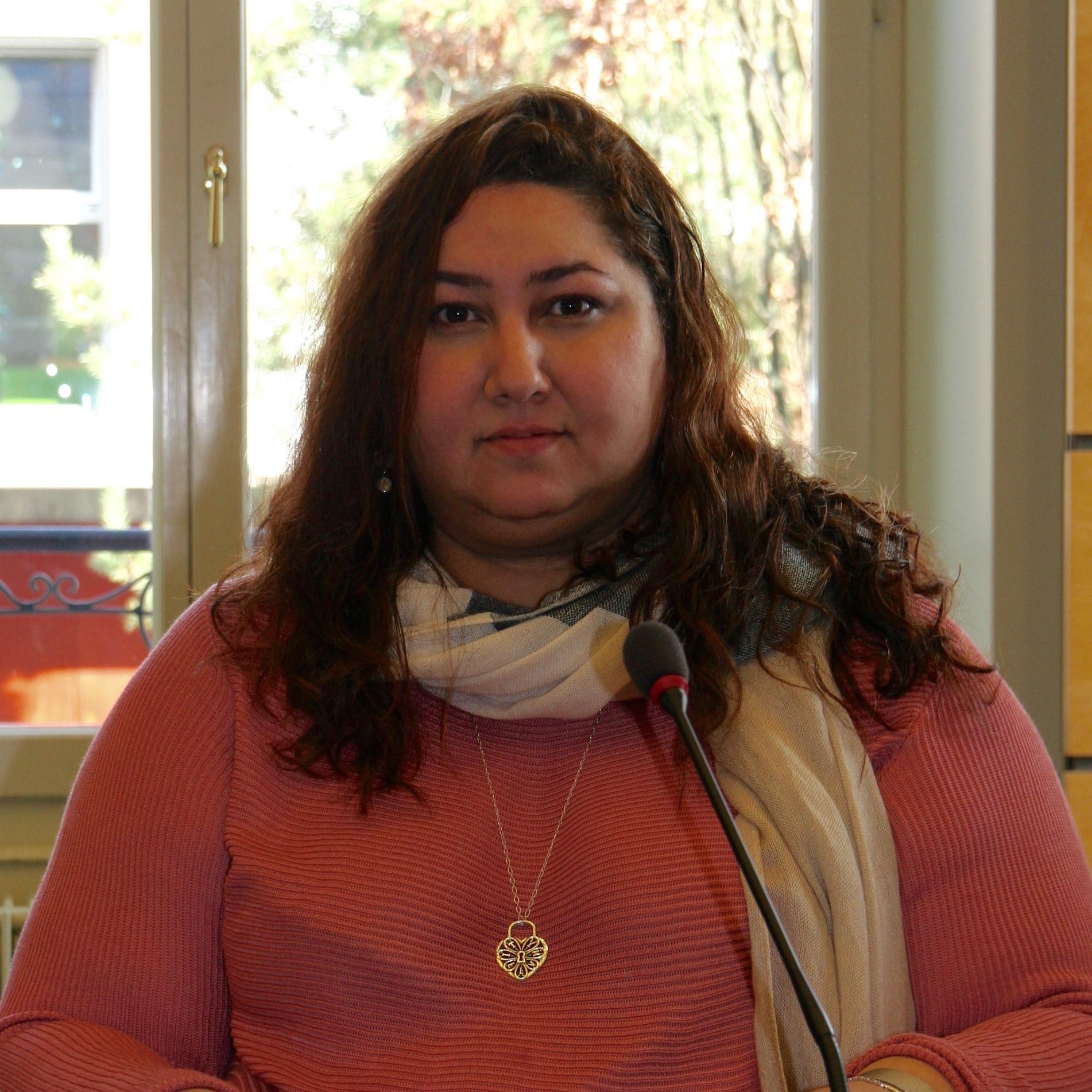 Ms.Tania María ABDO ROCHOLL