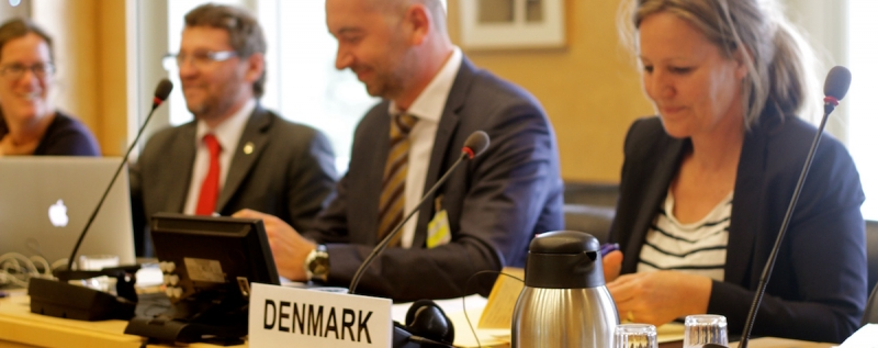"""Denmark: Delegation describes the Committee as the """"Flagship of UN Treaty Bodies"""" but is questioned on sensitive issues"""