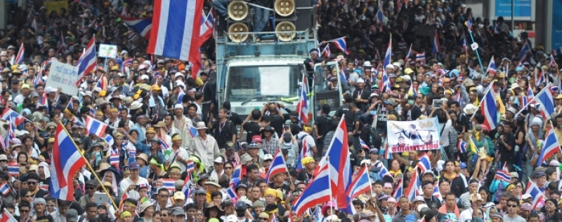 Thailand: Civil and political rights at a juncture