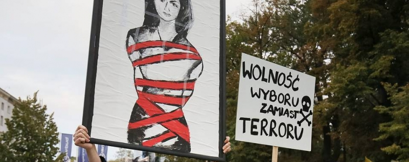 Poland: The constitutional crisis undermines human rights