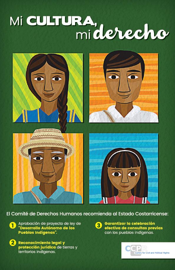 El CCPR-Centre concluyó su misión de apoyo al seguimiento en Costa Rica