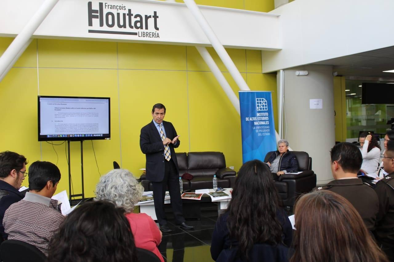Ecuador: avances y retos pendientes en la implementación del PIDCP