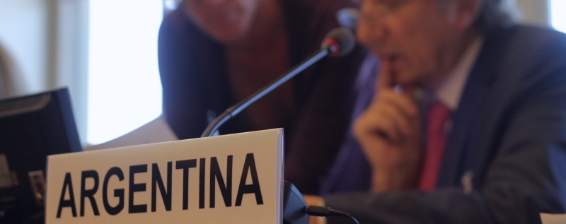 Argentina: The Committee recognises arge-scale reforms undertaken but fears weakening of human rights institutions