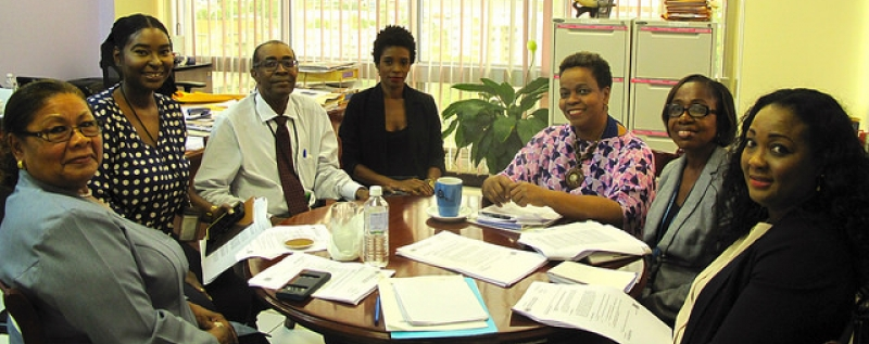 Human Rights Committee member visits Jamaica