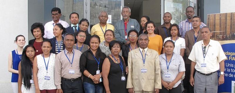 Respect du PIDCP à Madagascar