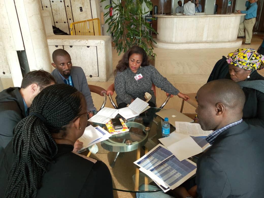 Une coalition d'ONG de RDC présente ses préoccupations la veille de l'EPU