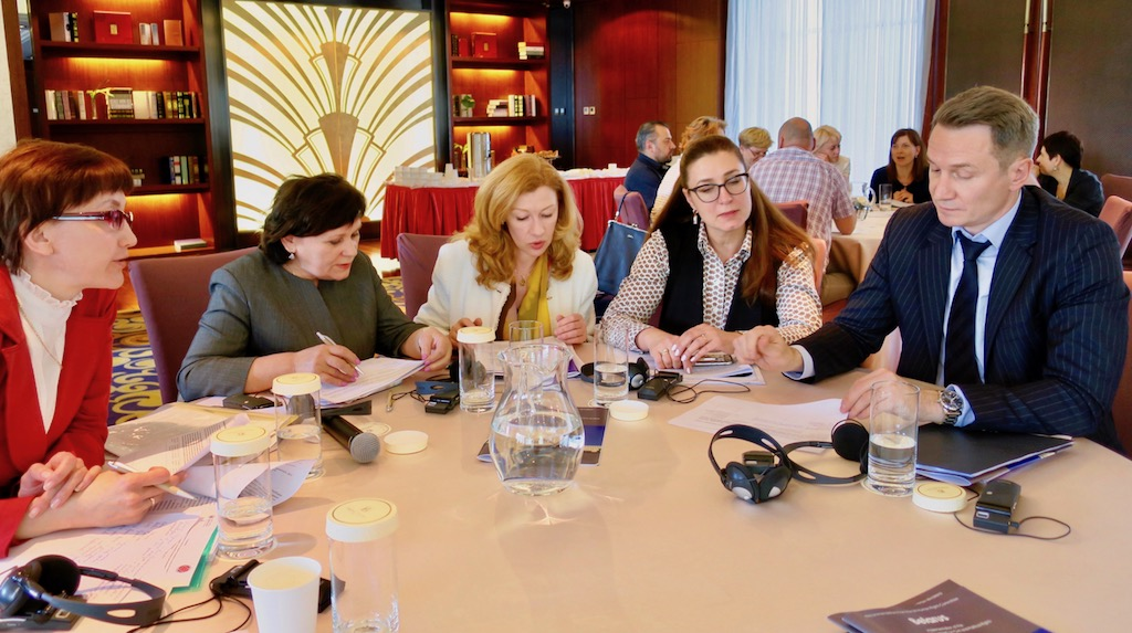 National dialogue on ICCPR issues in Belarus