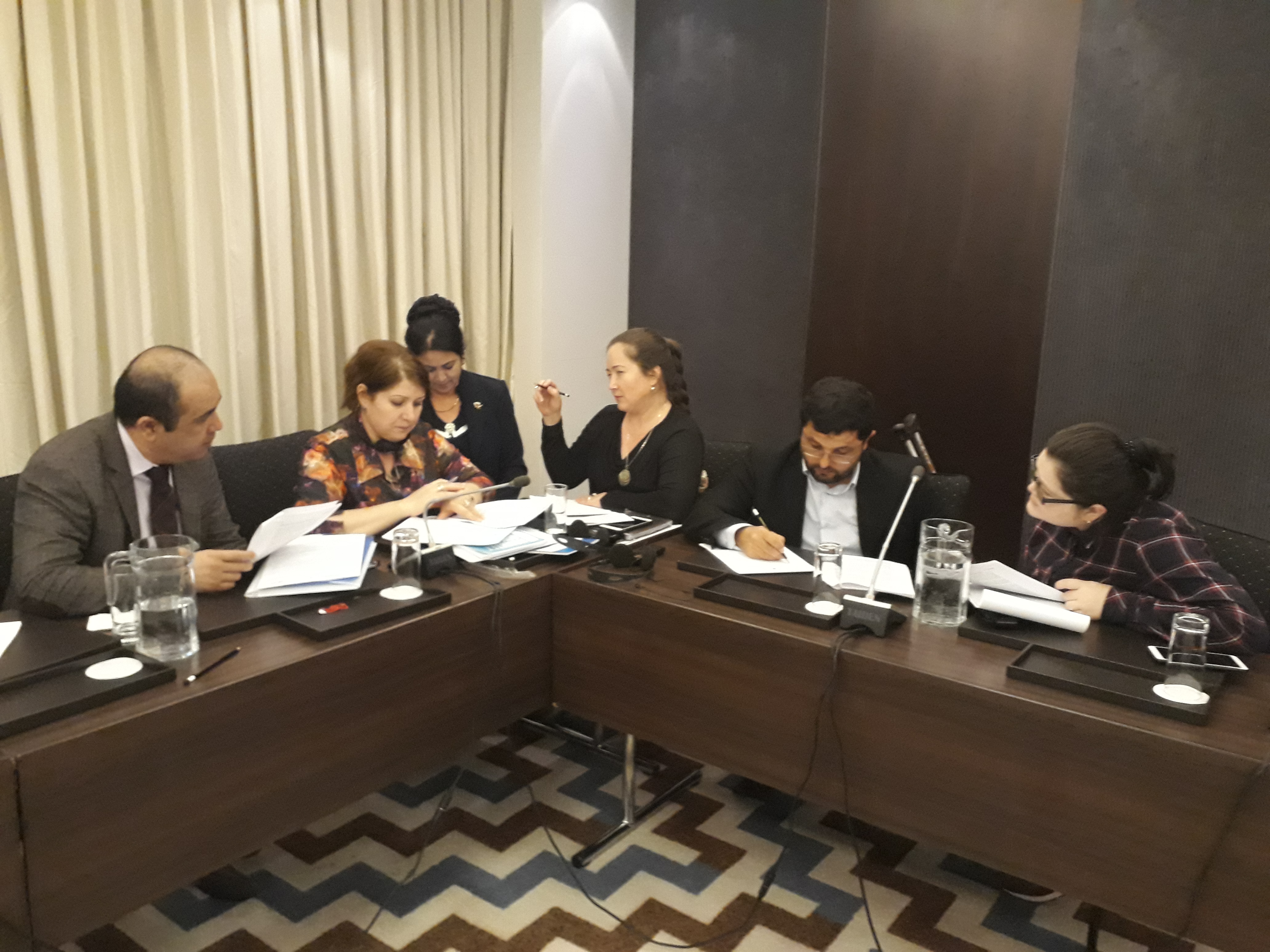 Tajikistan's civil society prepares to engage with the Human Rights Committee