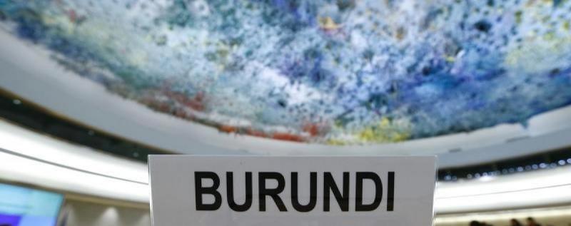 Examen Périodique Universel du Burundi