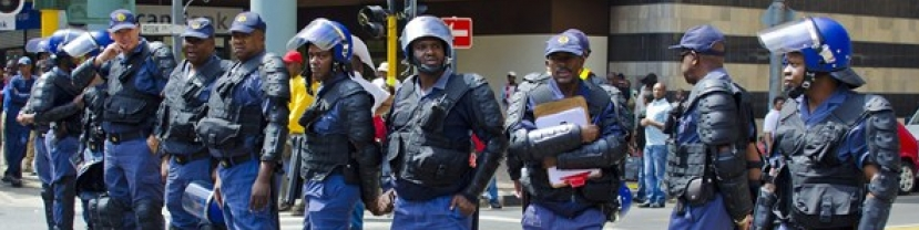 First review of South Africa by the HR Committee highlights concerns on police violence