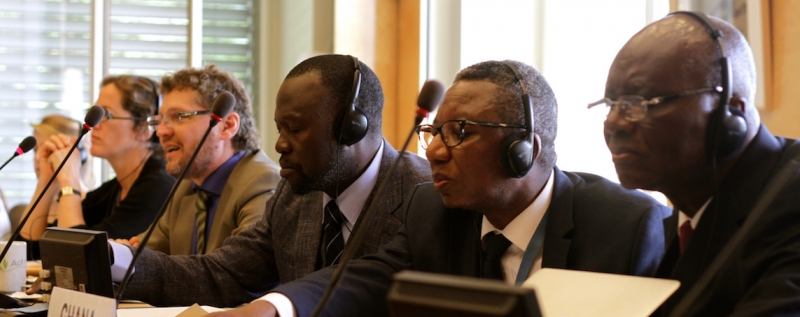 Ghana: The challenge of implementing the ICCPR, between tradition and modernity