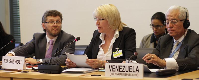 Venezuela: Un examen desarrollado en un clima de tension