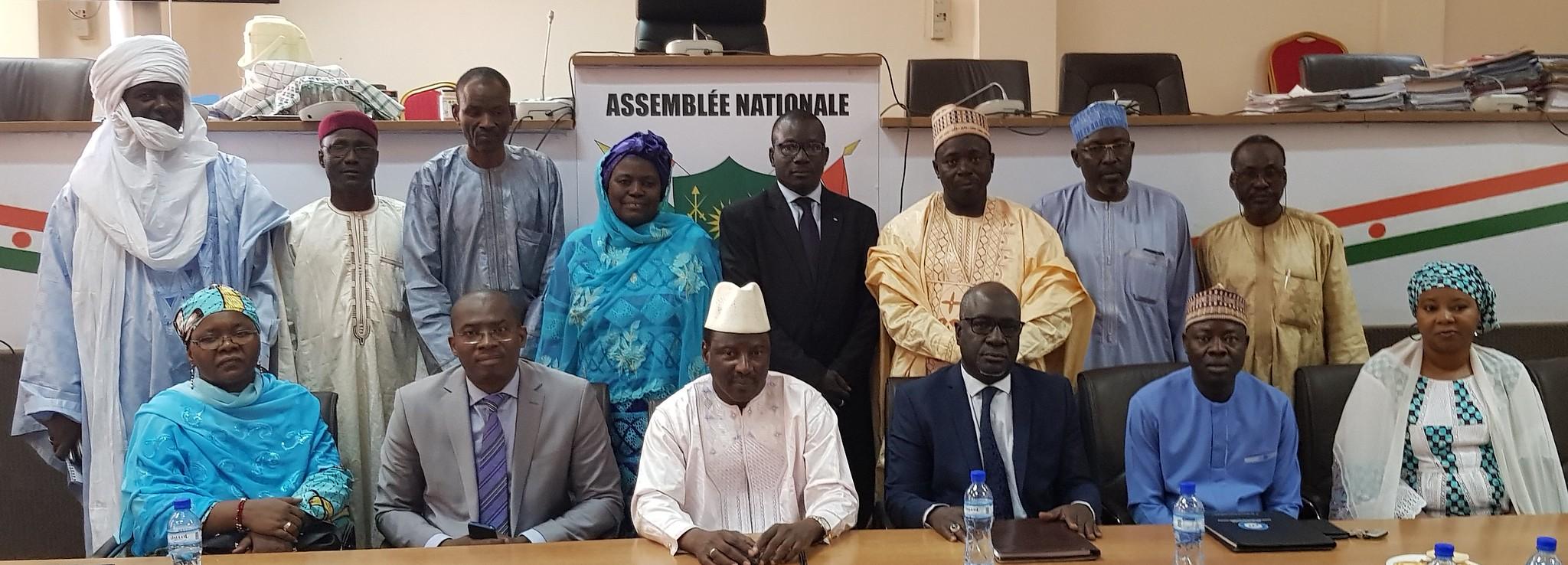 Bilan à mi-parcours pour la mise en oeuvre des recommandations sur le PIDCP au Niger