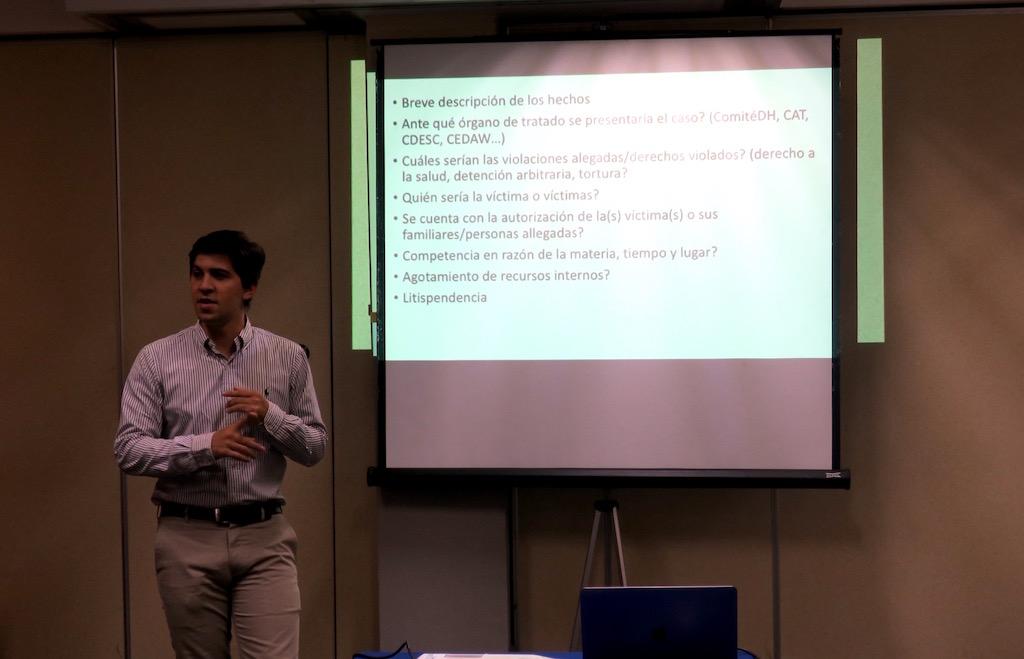 Nicaragua: Participación de Sociedad Civil ante mecanismos de DDHH de ONU