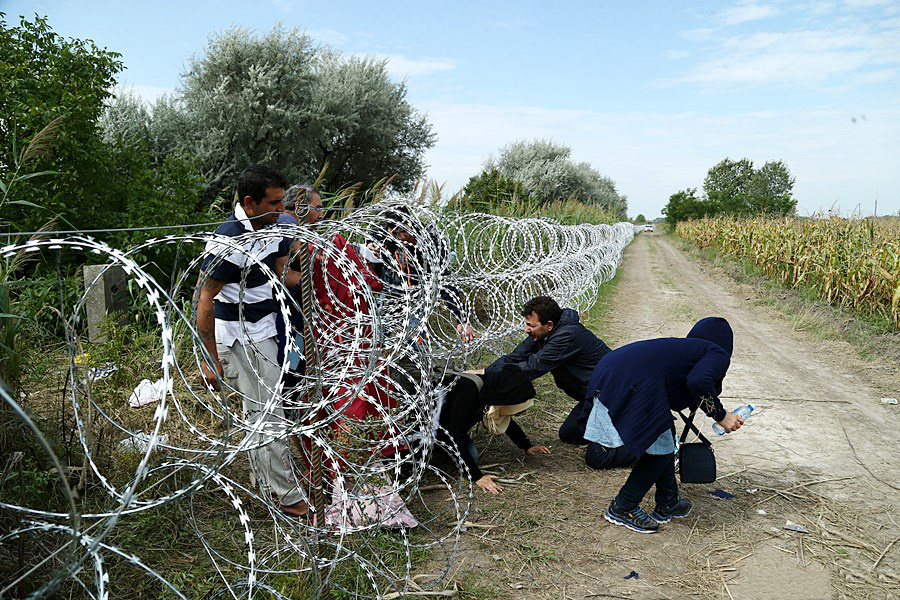 Hungary : Anti-migration policies and shrinking space for civil society is alarming
