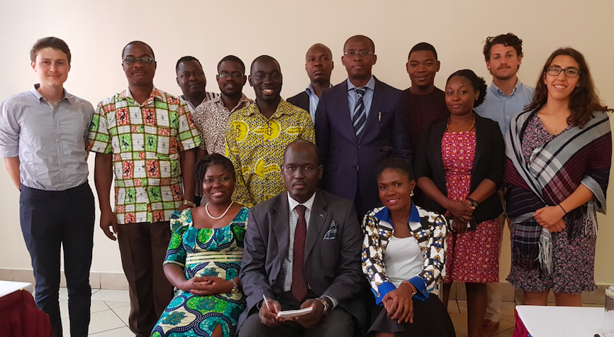 Follow Up Mission in Ghana to Evaluate the Implementation of HR Committee Recommendations