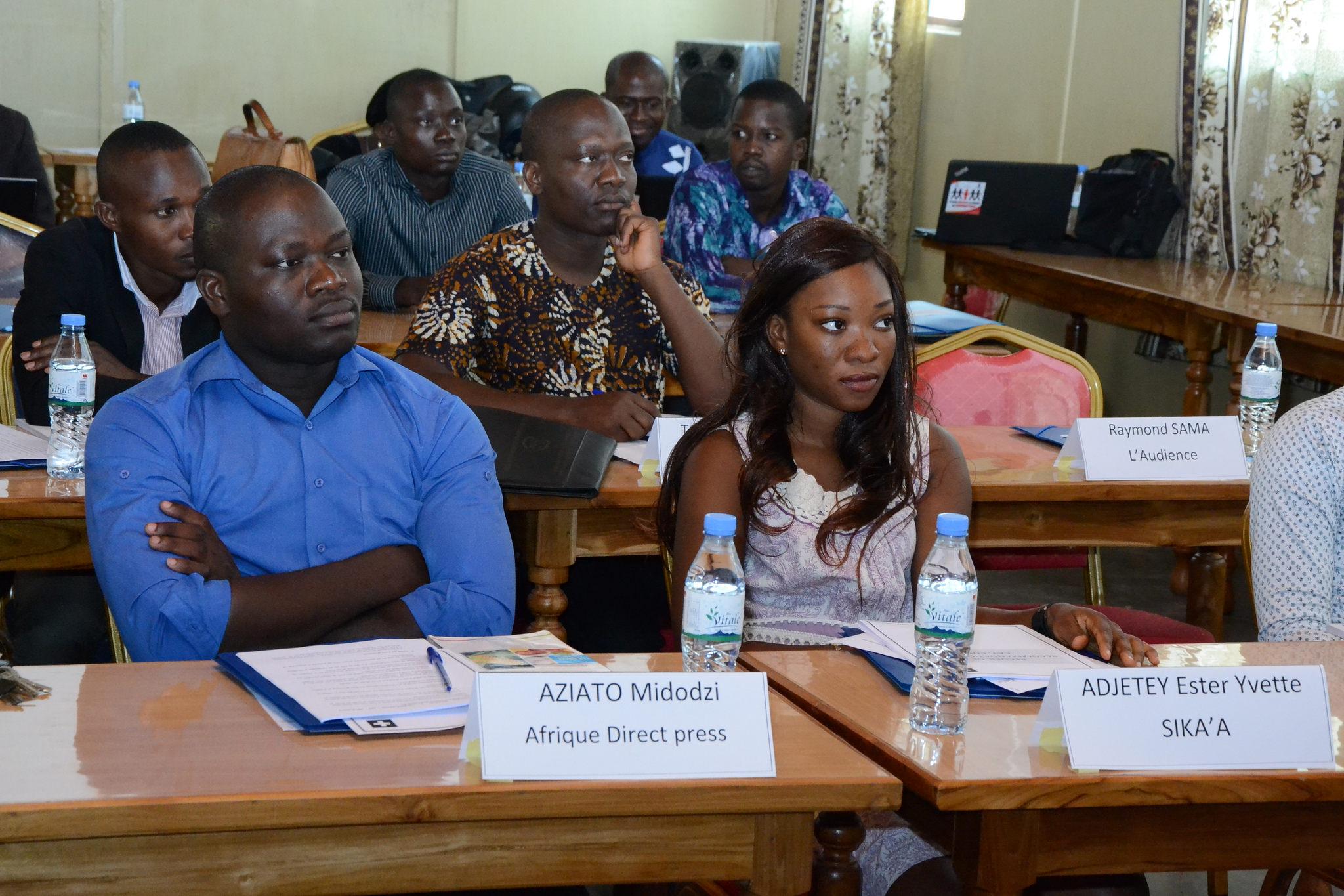 Togo : Mécanismes onusiens de protections des droits humains désormais accessibles aux journalistes