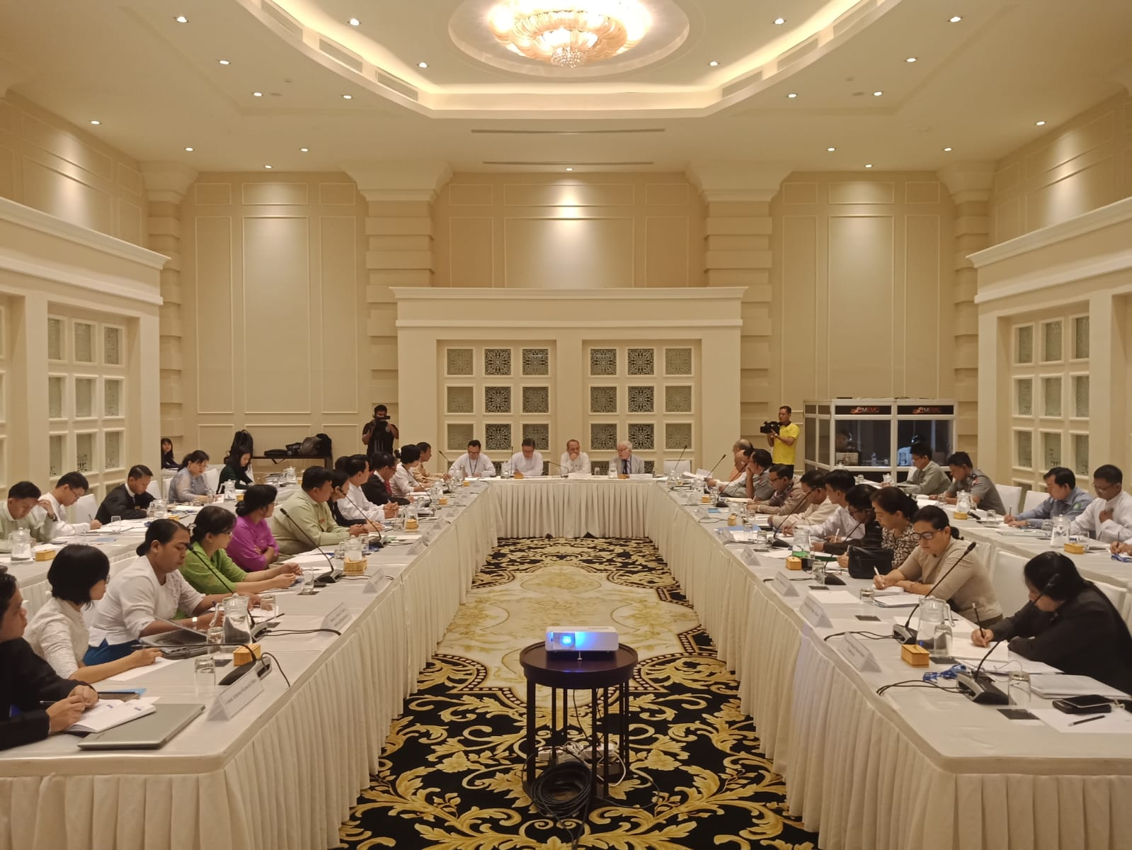 Steps towards ICCPR ratification and implementation by Myanmar